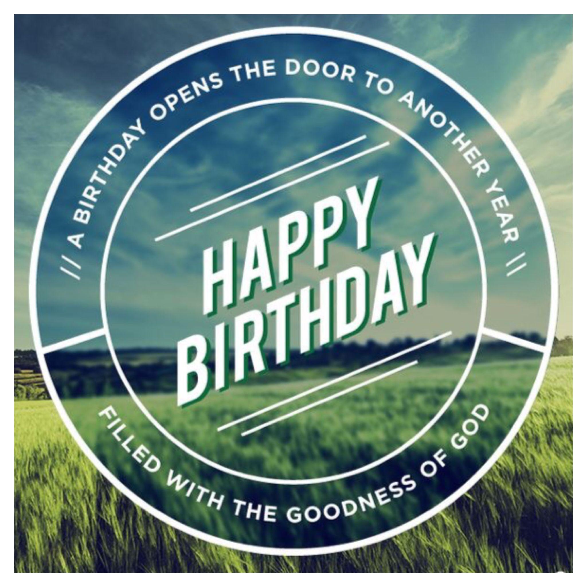 Pin By Katrina Betts On Christian Happy Birthday