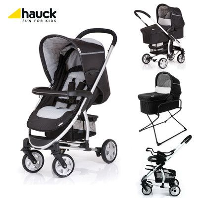 Hauck Malibu All in One Stroller Set 1439   Baby - Infant ...