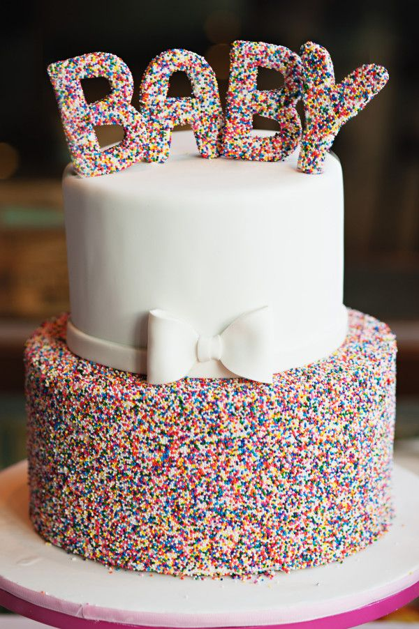 10 Gorgeous Baby Shower Cakes