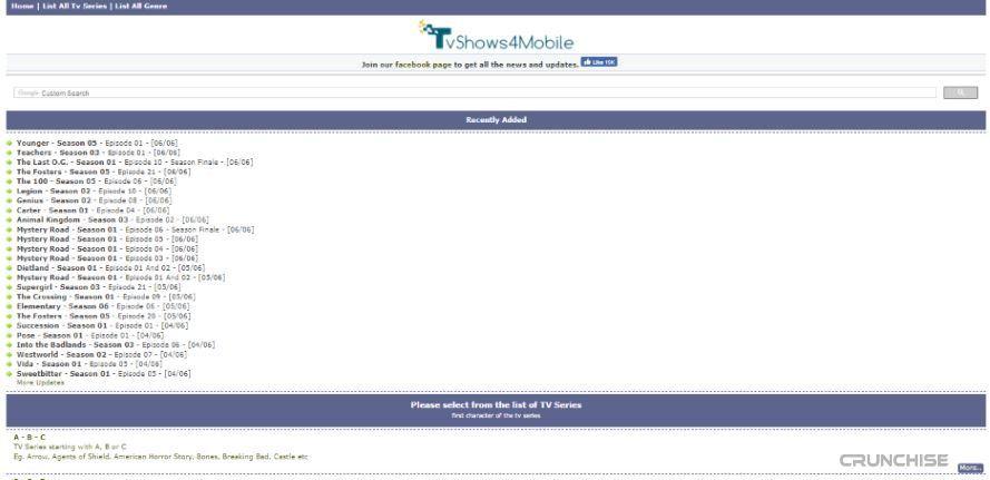 Tvshows4Mobile com:: Download Free Tv Shows @ Tvshows4mobile com