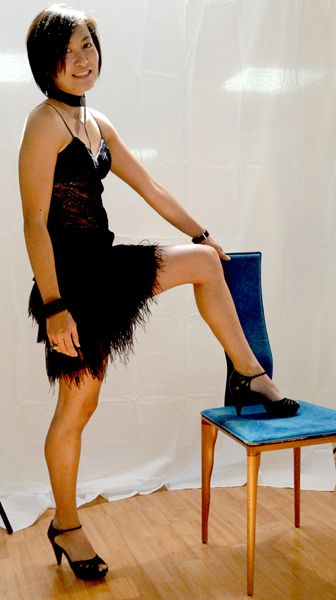 Fun Goth 1 Geraldine as Dawn