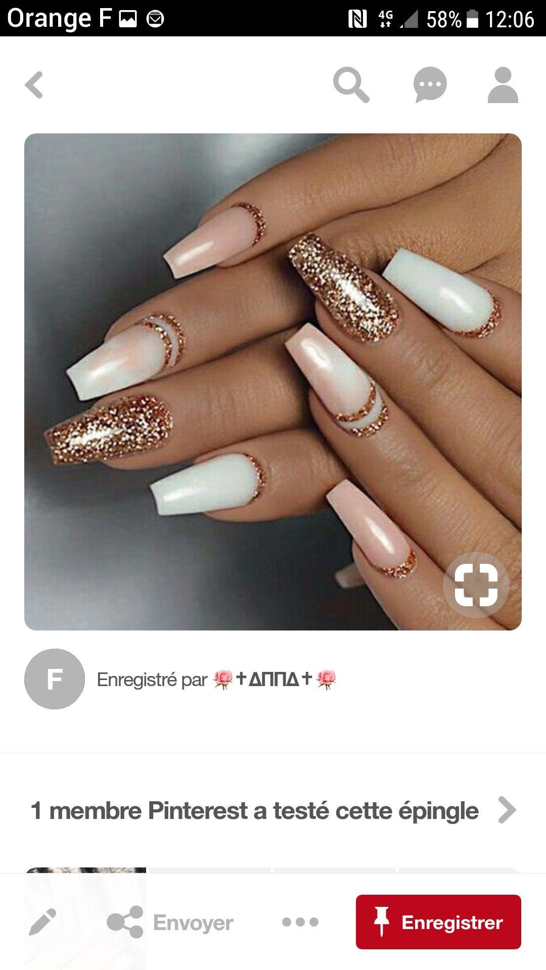 Фото ногтей сделанных на своими руками