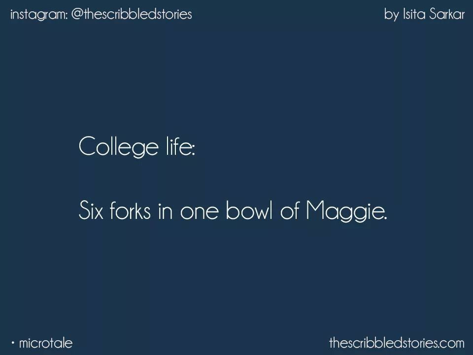 The Scribbled Stories College Memories Quotes College Life