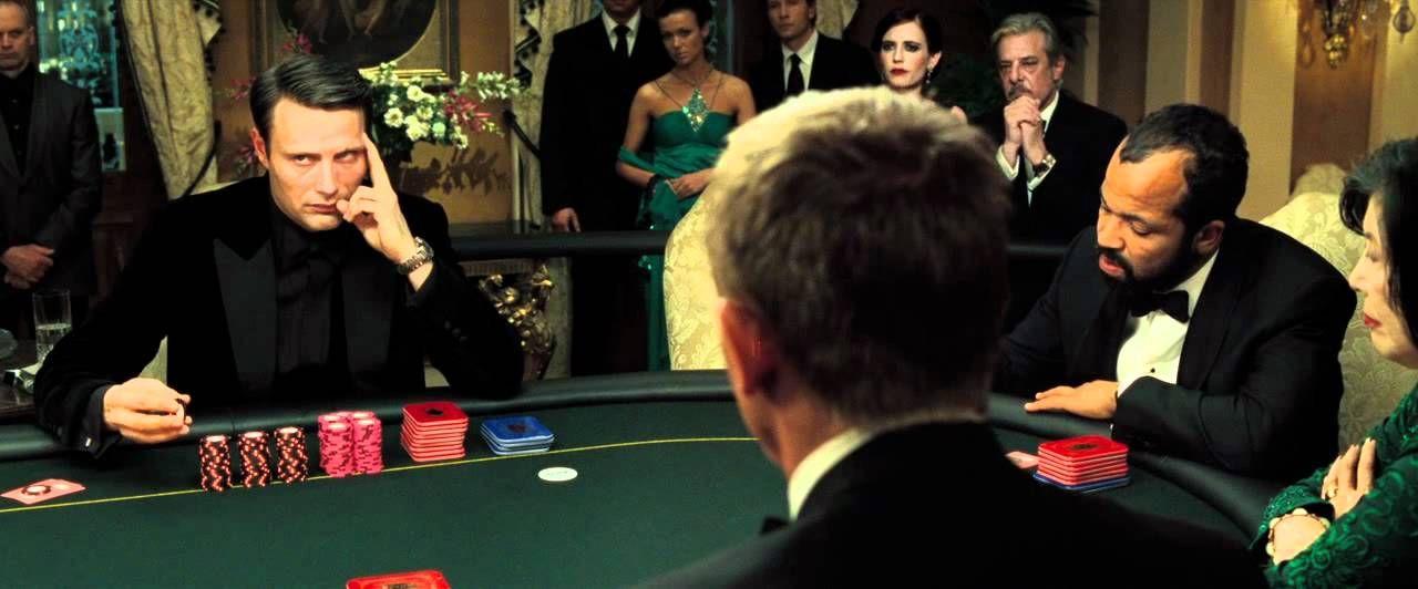 Casino Royale Poker Players