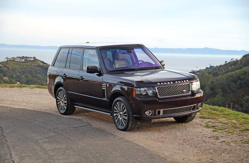 2012 Land Rover Range Rover Autobiography Ultimate Edition | Range ...