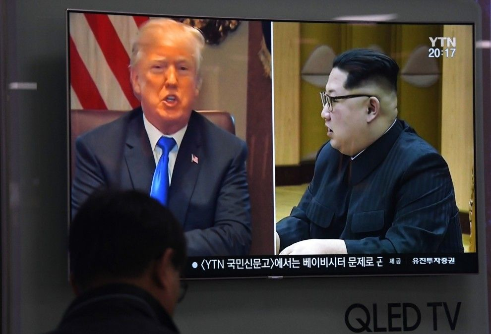 Trump Just Canceled His Meeting With North Korea S Kim Jong Un North Korea Kim North Korea North Korean