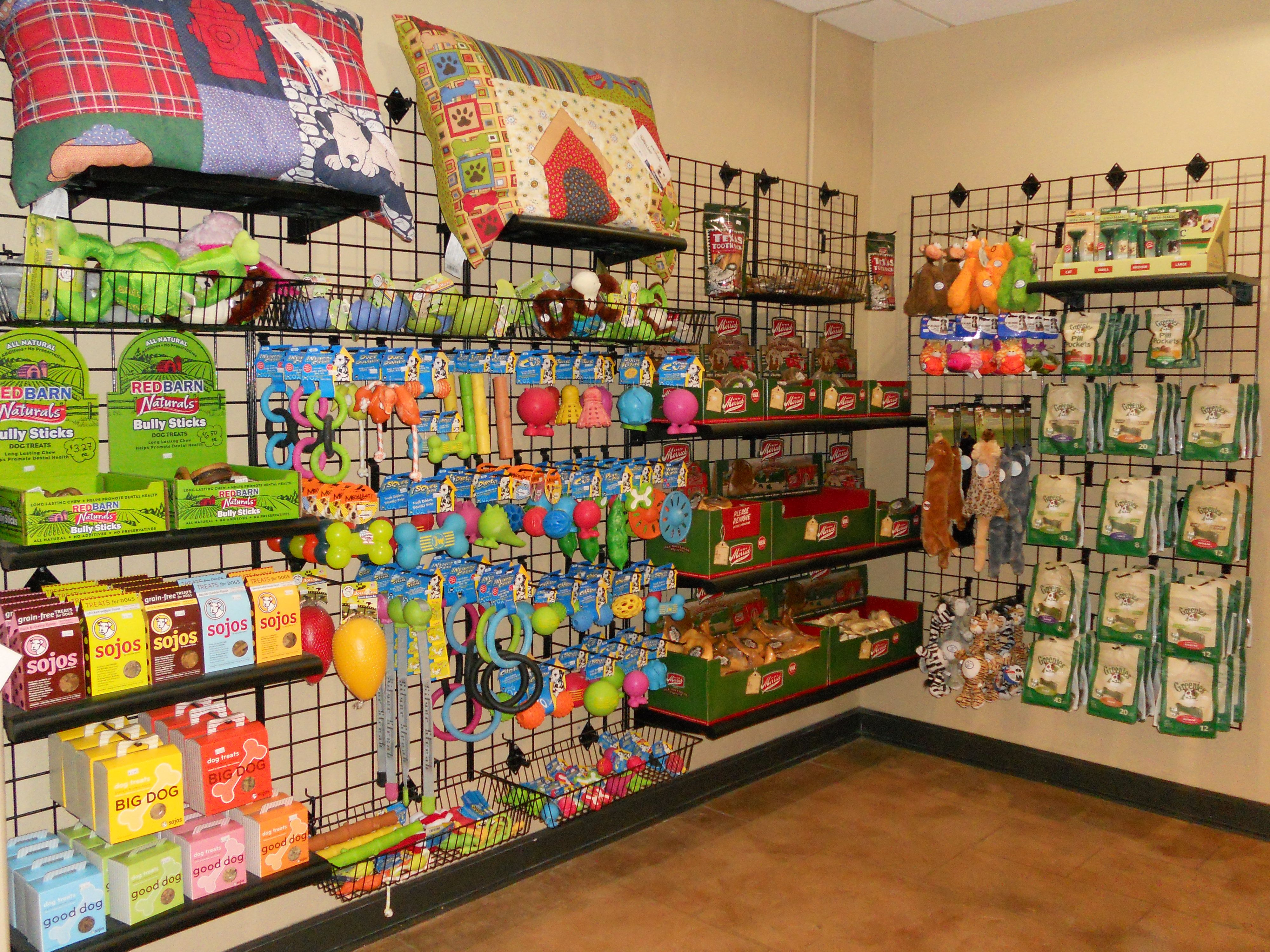 pet store & grooming Posted by fivestardog on Monday