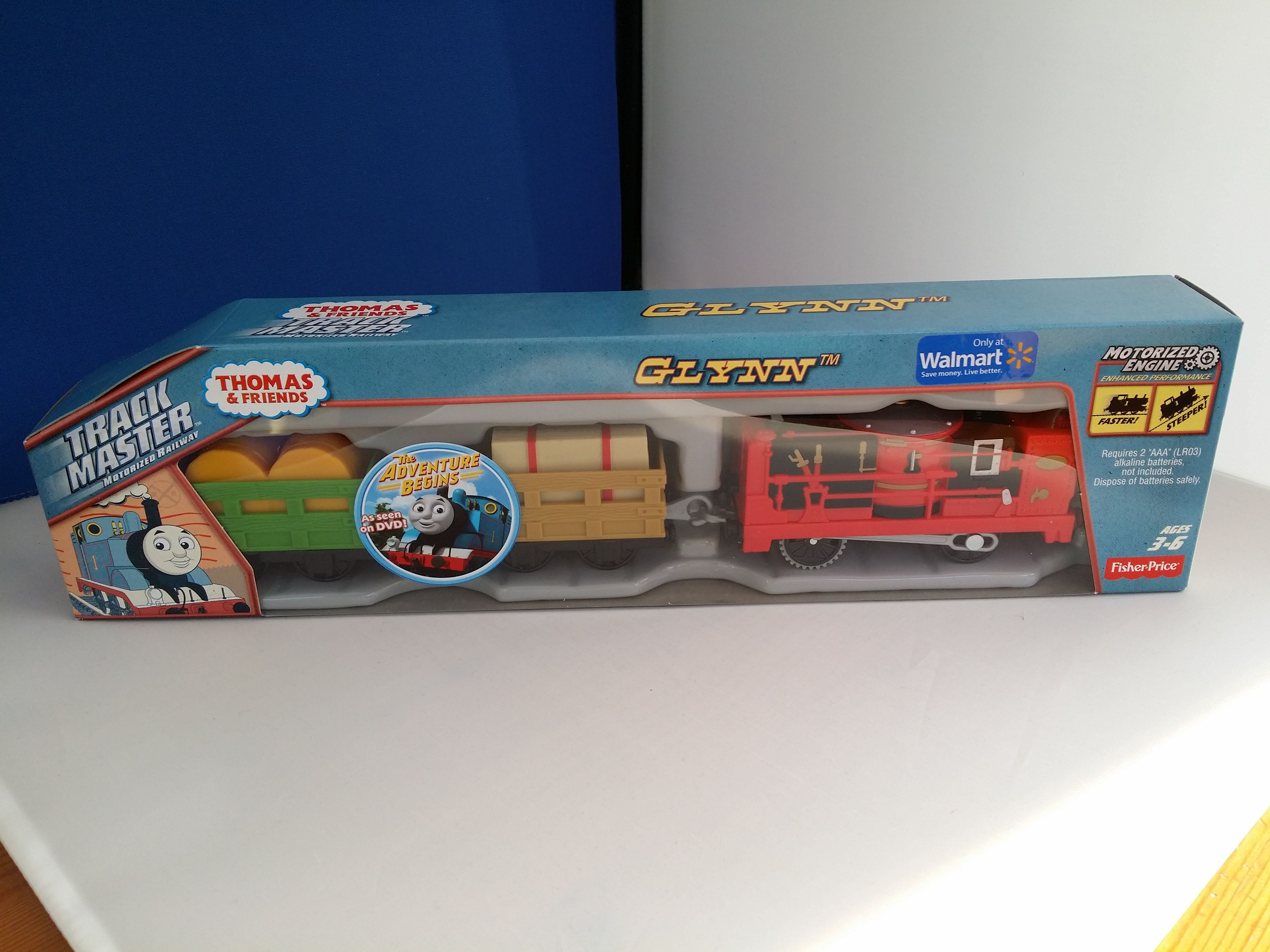 Trackmaster Thomas And Friends Glynn Toy Cavern Top Toys