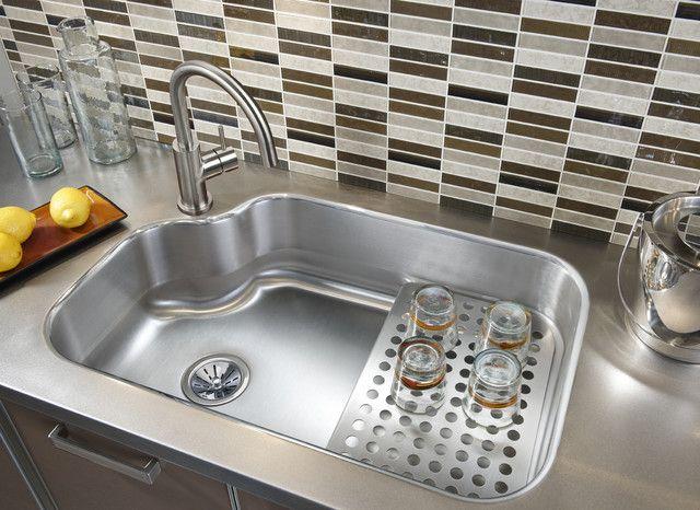 Kitchen Sink Materials Pros And Cons Con Imagenes Cocina Con