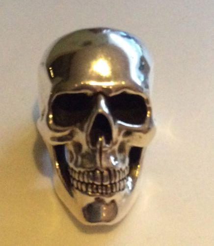 The Great Frog London anatomical skull ring sz14 US z3 UK