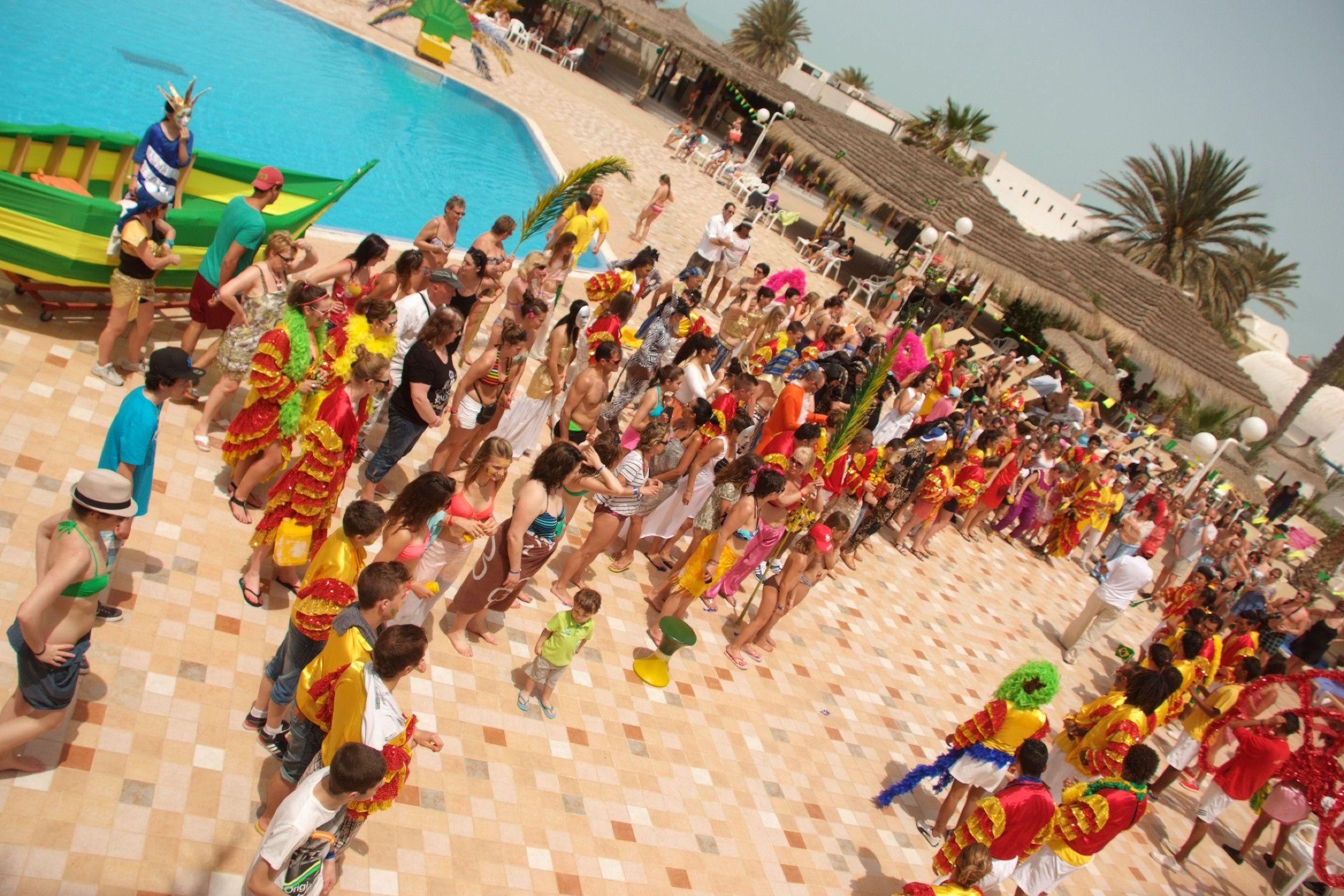 voyage tunisie bresil