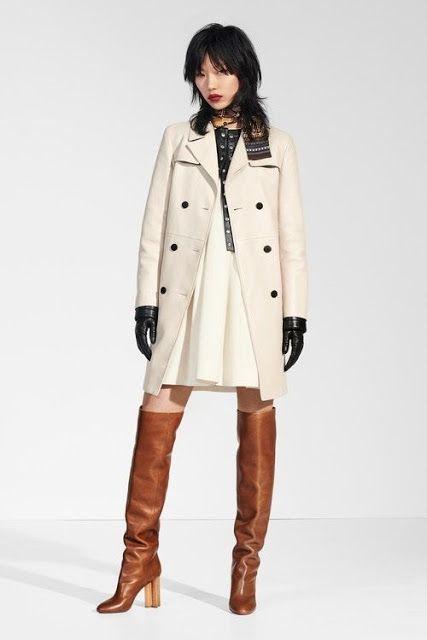 Ember Willowtree: Louis Vuitton ha presentado su colección Pre-Fall 2018