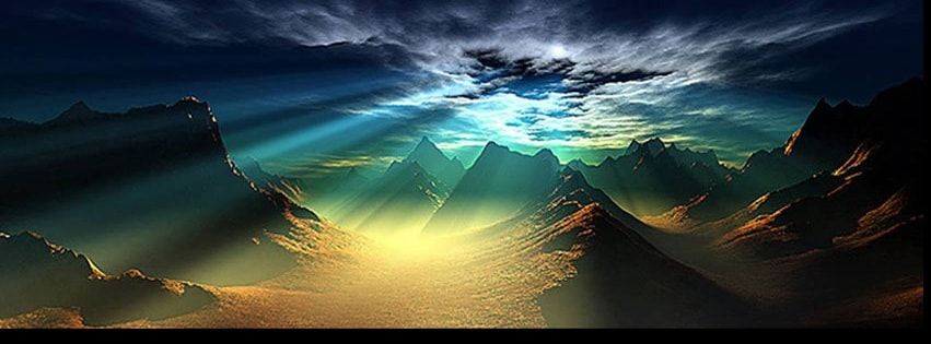 Abstract Landscape Abstract Landscape Beautiful Images Nature Facebook Cover
