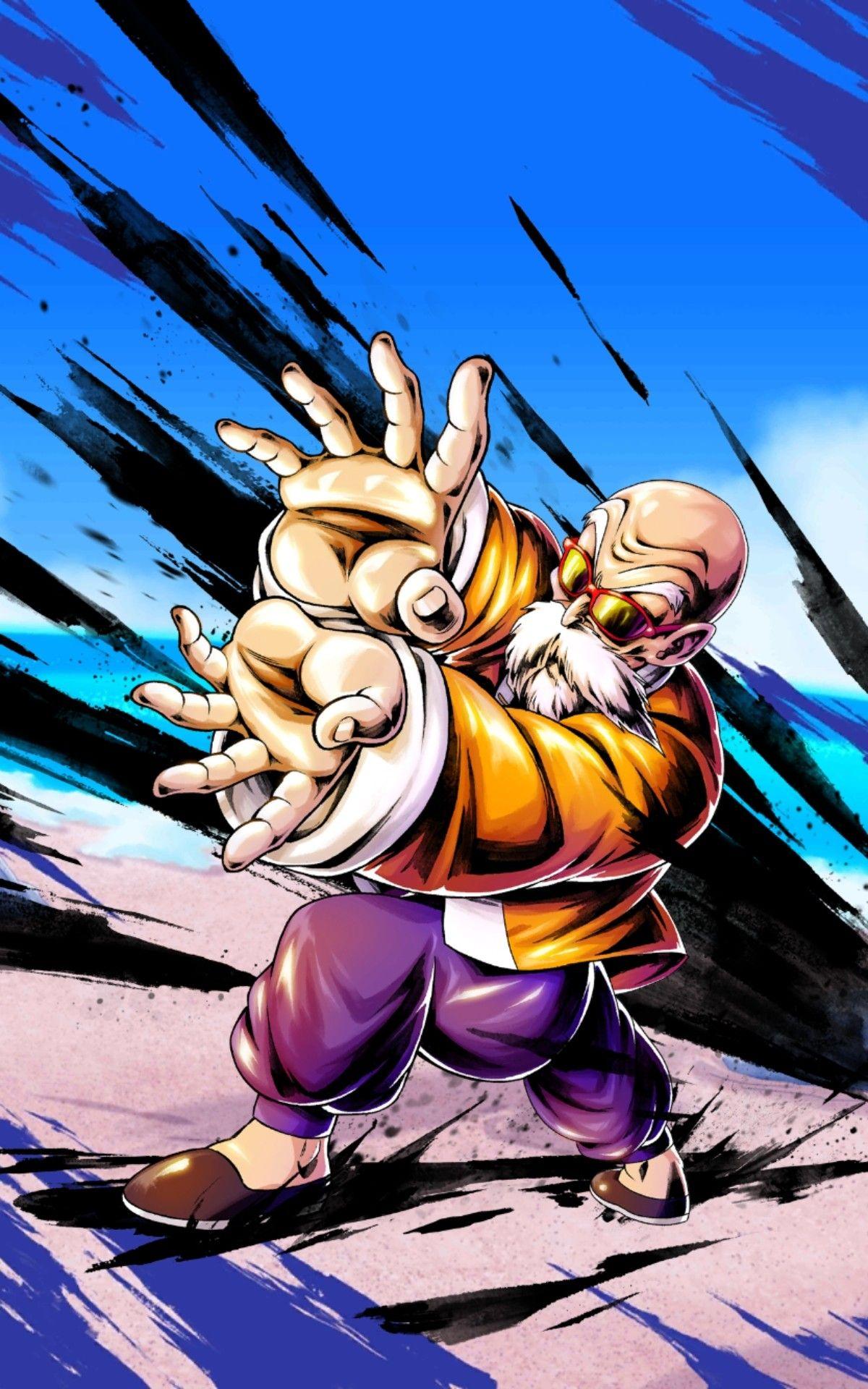 Master Roshi Anime Dragon Ball Super Dragon Ball Super Goku Dragon Ball Goku