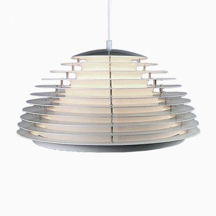Vintage Hekla Deckenlampe von Jon Olafsson  Petur B Luhtersson für - moderne deckenleuchten fur wohnzimmer