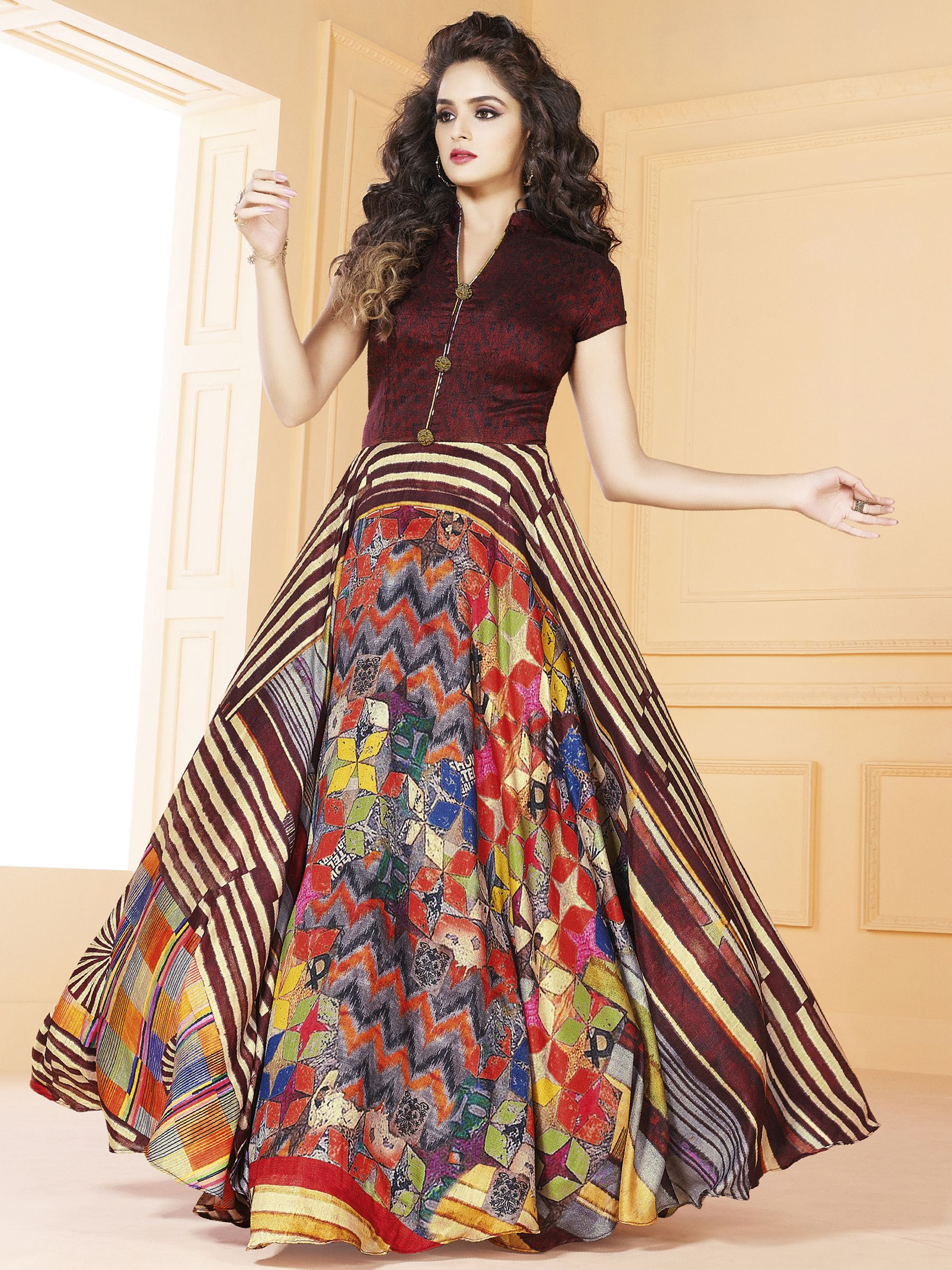 Pin by umesh j on photo pinterest gowns dresses and printed gowns