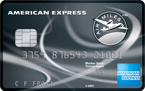 American Express®AIR MILES®***Reserve Credit Card in 2020