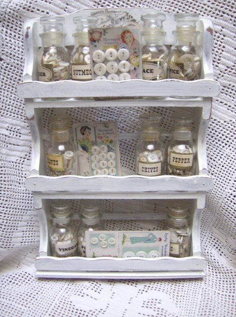 reserved for christy upcycled vintage shabby chic spice rack with rh pinterest com shabby chic wooden spice rack