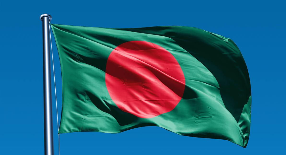 Bangladesh Flag National Flag Of Bangladesh ব ল দ শ র
