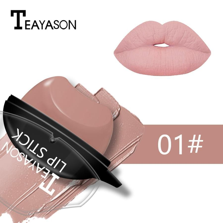 (The Great Christmas Gift)Women's Lazy Lip Shape Lipstick Long Lasting Waterproof #lipsshape