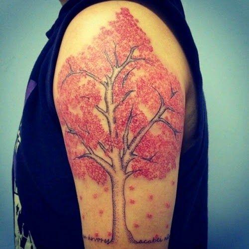 Pingl par tattoo egrafla sur tatouage arbre pinterest tatouage dessin arbre de vie et - Dessin arbre chinois ...