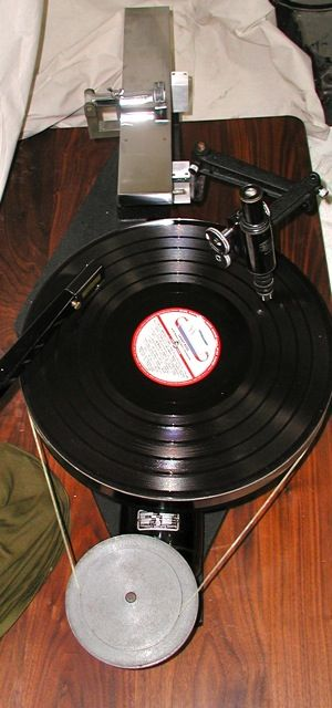 Western Electric Universal Record Lathe Turntable Diy Turntable Turntable Vinyl Store