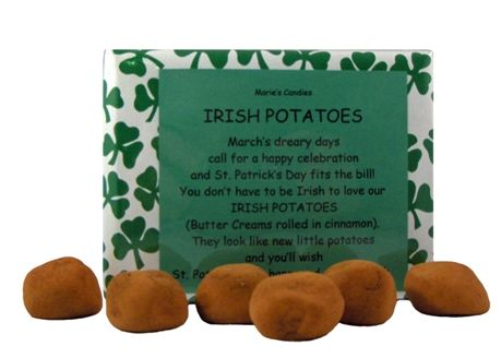 Marie's 2015 #St.Patrick's Day newsletter