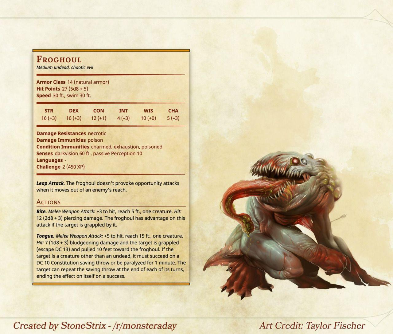 Stonestrix Monsters Beast Of Ill Omen Crowlock Dream Eater
