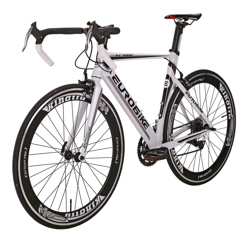 Road Bike Lz Xc7000 Aluminum Alloy Bicycle Disc Brake 14 Speed