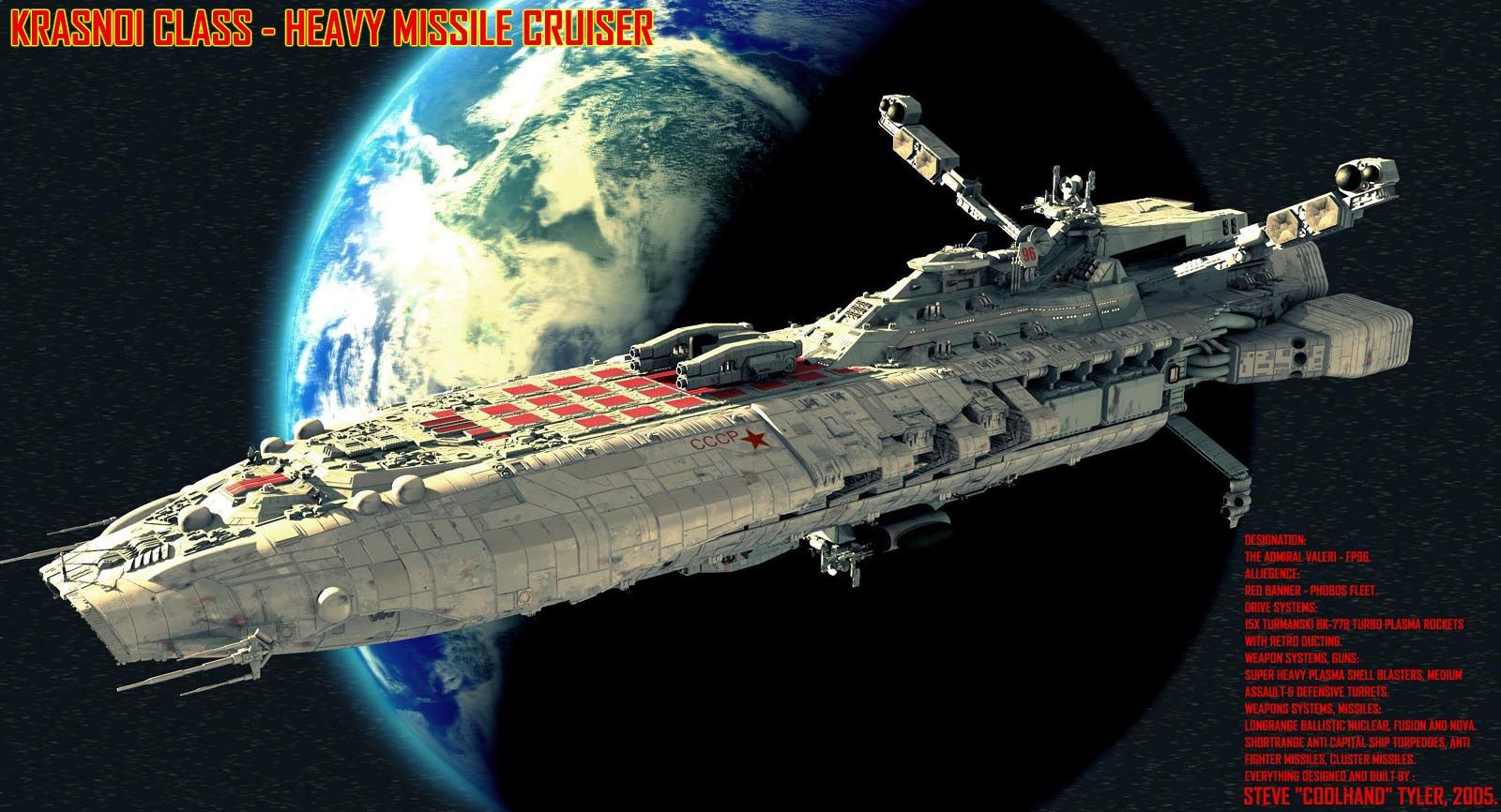 Futuristic Spaceship, Future Starship, deep space, Earth ...