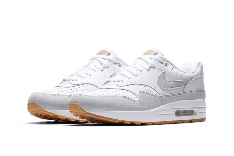 Nike Adds More Perforated-Themed Color Schemes to the Air Max 1