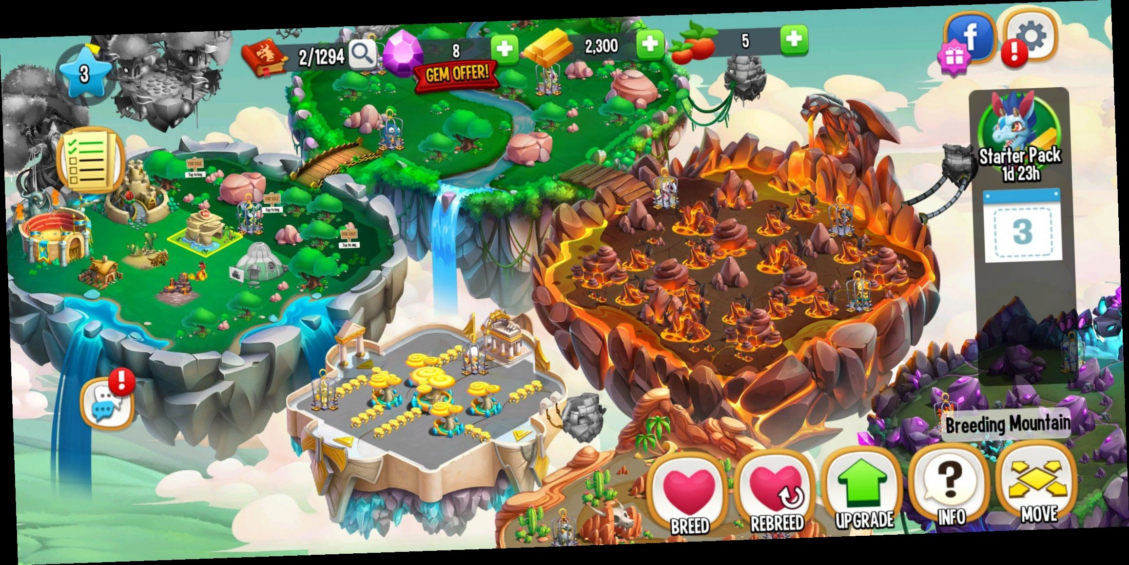 descargar dragon city hack apk