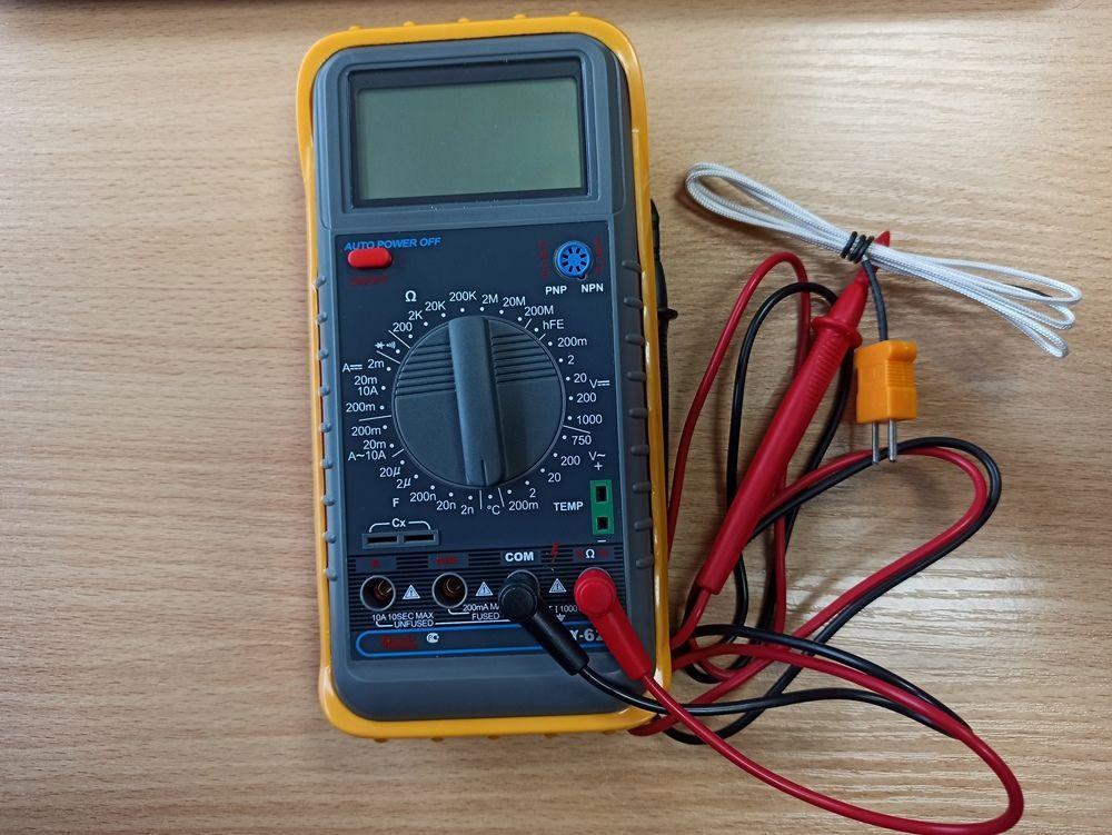 Как пользоваться мультиметром – подробная инструкция в ...