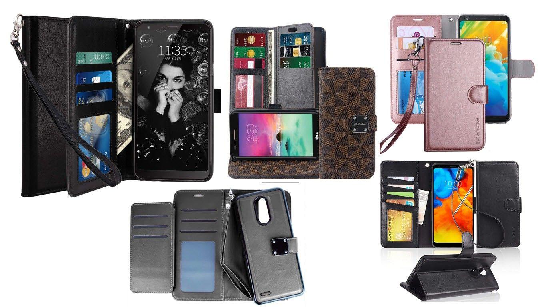 834520c4bbed Top 5 Best LG Stylo 4 Wallet Case   MetroPCS #lgstylo4 #metropcs  #walletcase #stylo4metropcs
