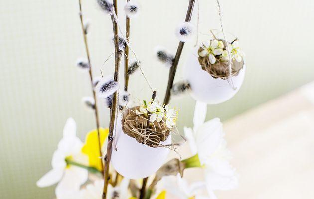 Askartelu ideoita pääsiäistä varten, mukaan lukien taikataikina ohje!