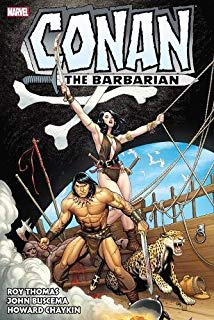 Savage Sword Of Conan The Original Marvel Years Omnibus Vol 1 Roy Thomas Stan Lee Gerry Conway De Conan The Barbarian Conan The Barbarian Comic Barbarian