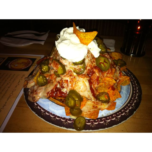 Nachos Chicken Lounge Allentown Pa My Parents Discovered These When I Was Away At College And We D Always Go Eat Th Chicken Nachos Appetizers For Party Eat