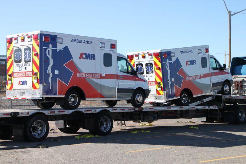 Colorado ambulances American ambulance, Ambulance