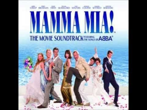 Soundtrack Mamma Mia Movie Soundtracks Mamma Mia Musical Movies