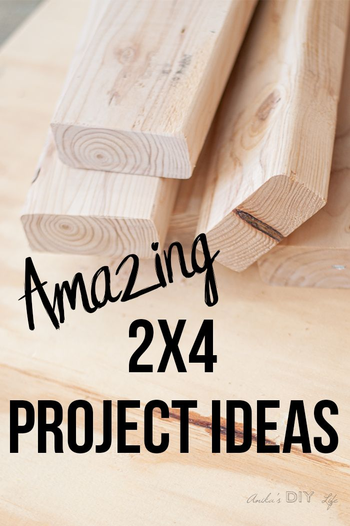 Photo of 24+ Simple and AMAZING 2×4 Project Ideas For Beginners