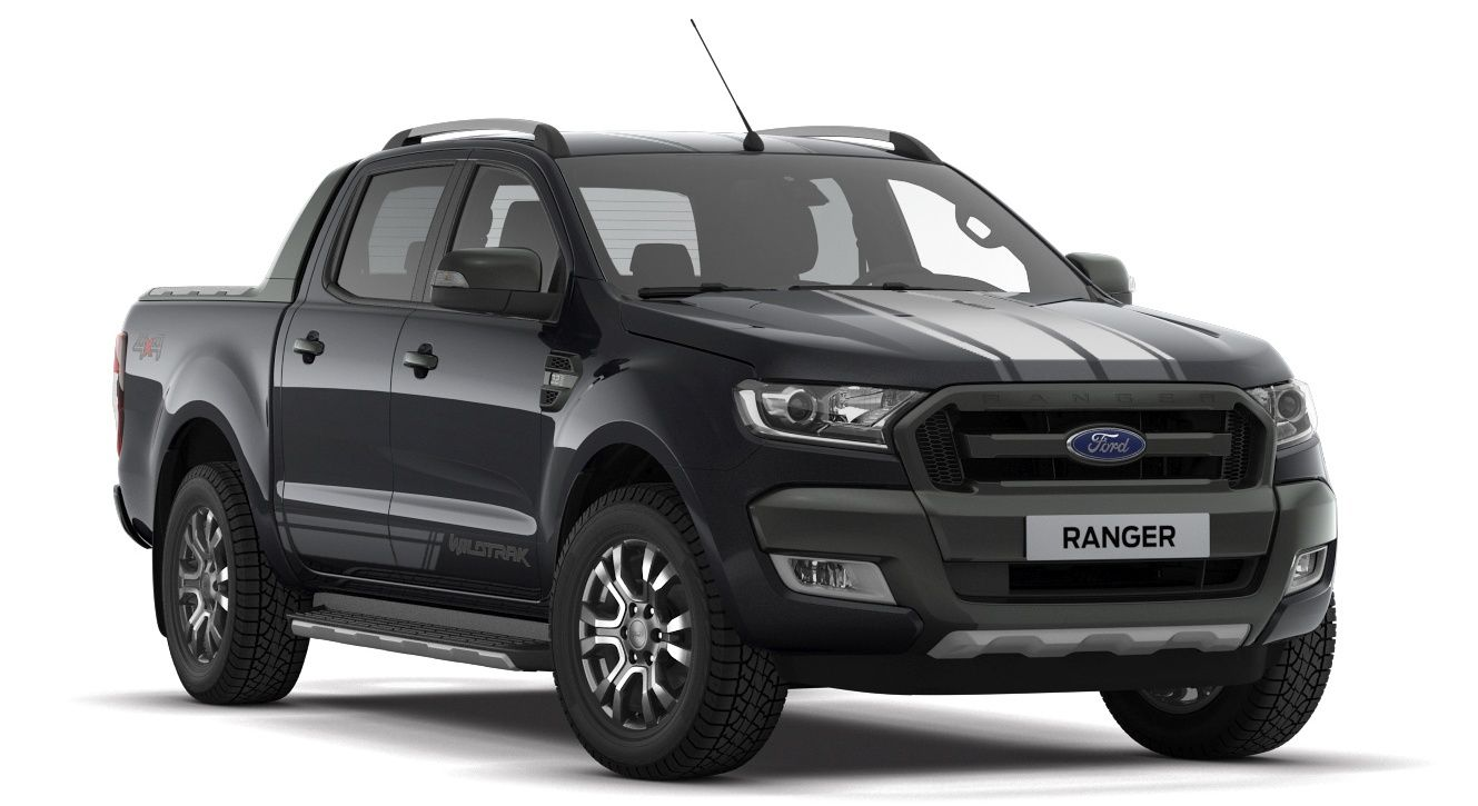 Ford Ranger 3 2l Wildtrak Jet Black Edition Rm142k Ford Ranger
