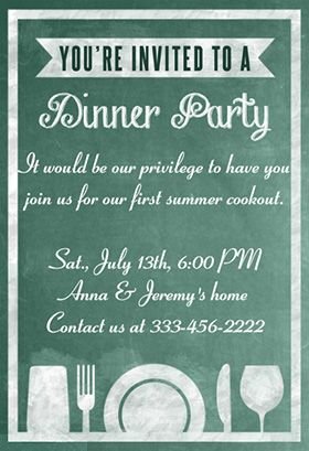 A dinner party board printable invitation customize add text and a dinner party board printable invitation customize add text and photos stopboris Image collections