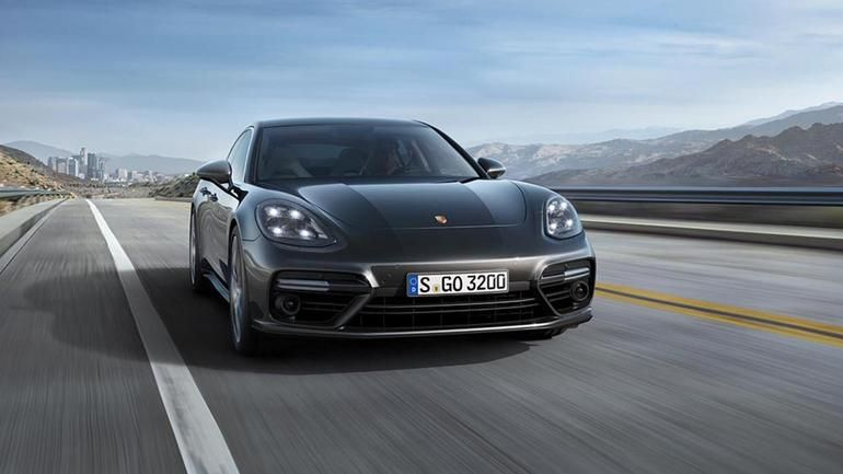 Porsche Panamera Here S What S Cool Roadshow Roadshow News