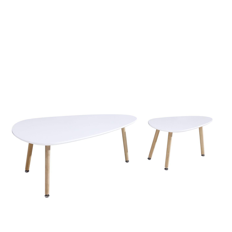 Dimensions Big Table Cm 115 X 67 X 48 Little Table Cm