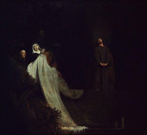 Jan Lievens - Resurection of Lazarus