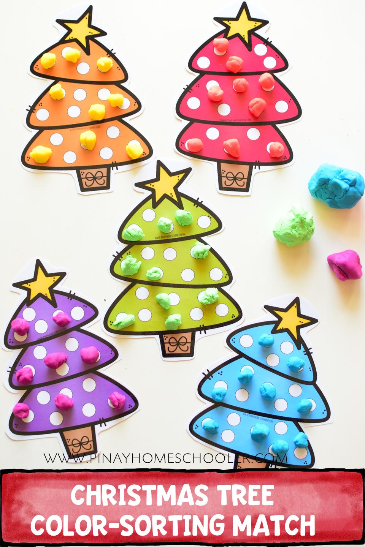 Christmas Preschool And Kindergarten Learning Materials Boze Narodzenie Zima