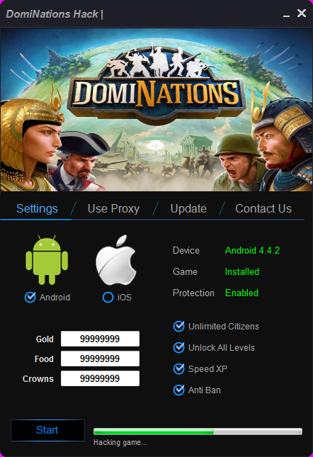 Download <b>DomiNations</b> Hack Unlimited Crowns working 2017. New ...