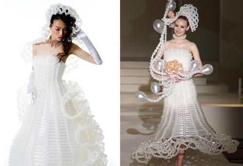 Trending The Search for the Ugliest Wedding Dress Ever Created
