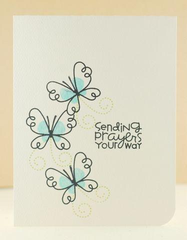 Sending Prayers Your Way | Sending prayers, Paper smooches ...