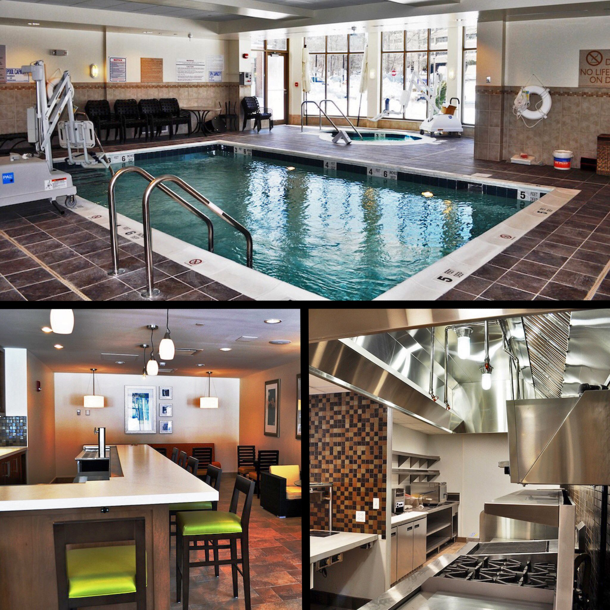 Here Is A Visual Tour Of The Interior Of The Hilton Garden Inn At SUNY Stony